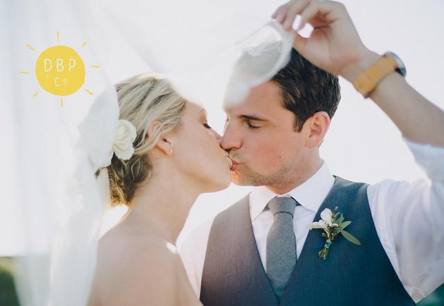 Sean + Kristen | Serenata Beach Club Wedding
