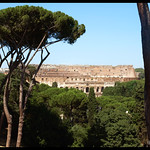 View of Colosseum