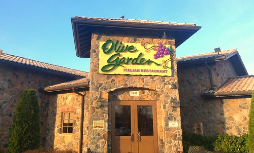 Olive Garden | by JeepersMedia