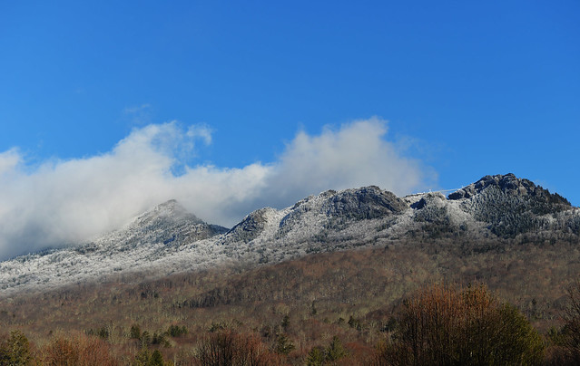 January on Grandfather Mountain