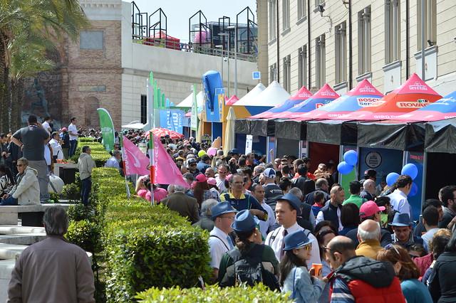 Il Giro d'Italia a Catanzaro