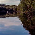 Serenity, Highland Lake State Park, New York