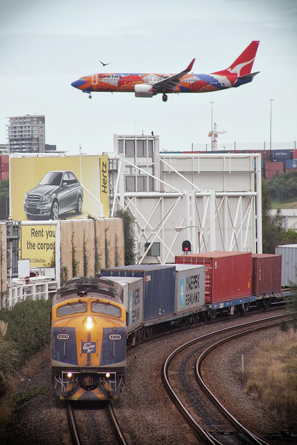 Planes, Trains...