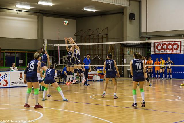 Montesport Campionato di Serie B2 -Play Off 2016-