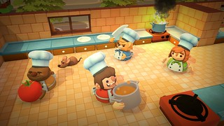 Overcooked, PS4 | by PlayStation.Blog
