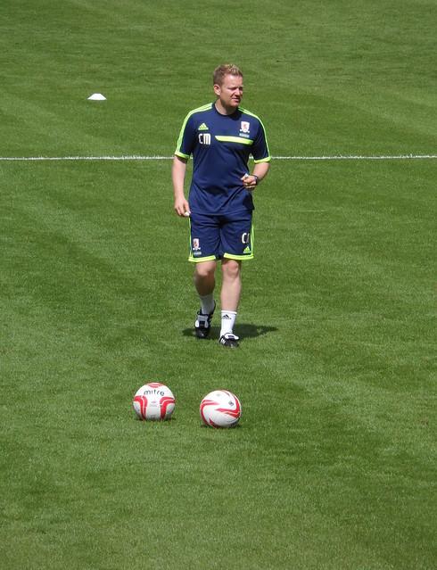 Charlton Athletic v Middlesbrough  10/08/2013