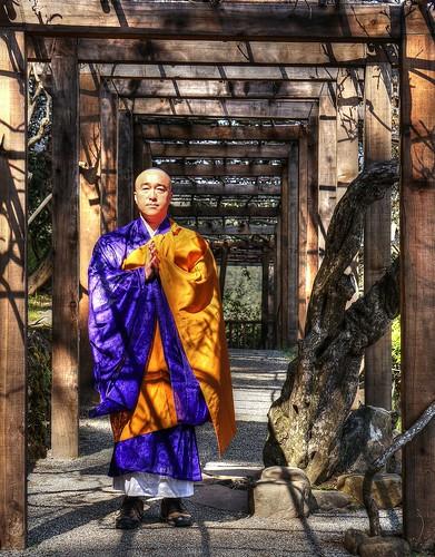 hakonegardens priest buddhism hdr 1xp nex6 sel55210 photomatix saratoga california fav30 siliconvalley sanfranciscobay
