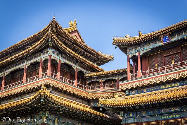 Lama (Yonghe) Temple