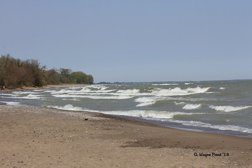 Point Pelee National Park - Lake Erie