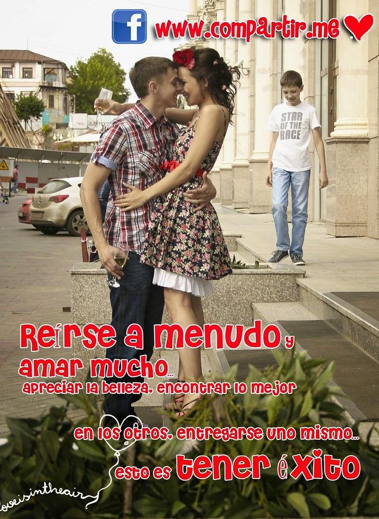 Frases De Amor Postal Con Frase De Amor Para Enamorados D