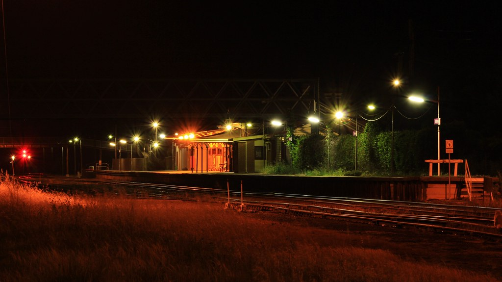 Dimboola Station from the yard by bukk05