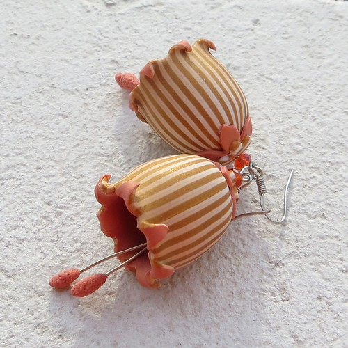 Bell´s Earrings   by Saffron Addict