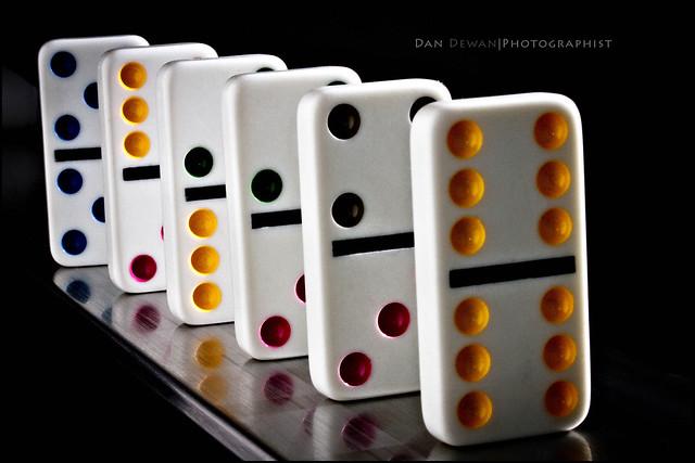 Domino Effect 360-365