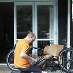 So, 29.12.13 - 09:18 - Bike auspacken und montieren