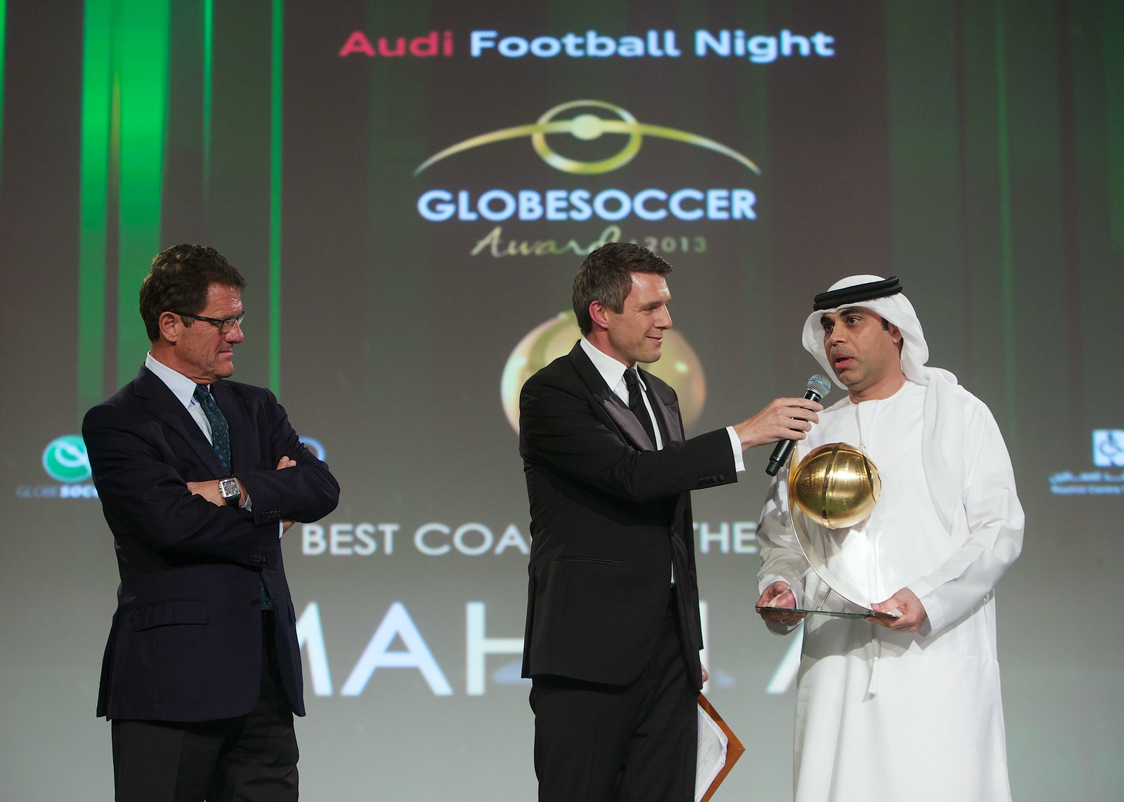 Globe Soccer Awards 179