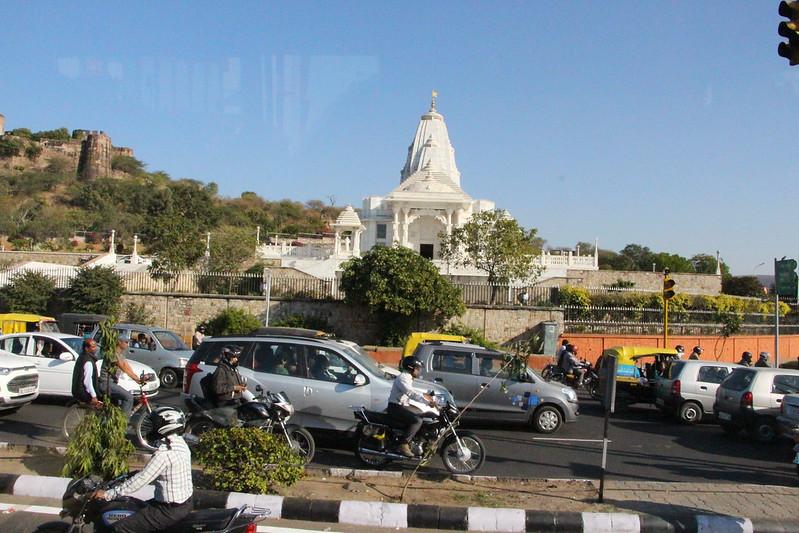 Birla Temple at jaipur