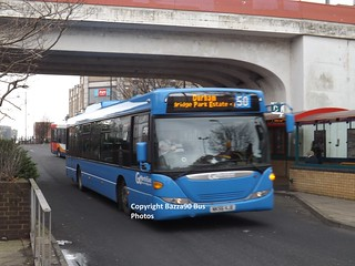 5255 Go North East Scania Ominicity on Service 50 | by Dynamo: 5307, 5332