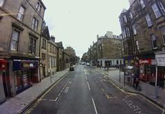 Edinburgh by bus