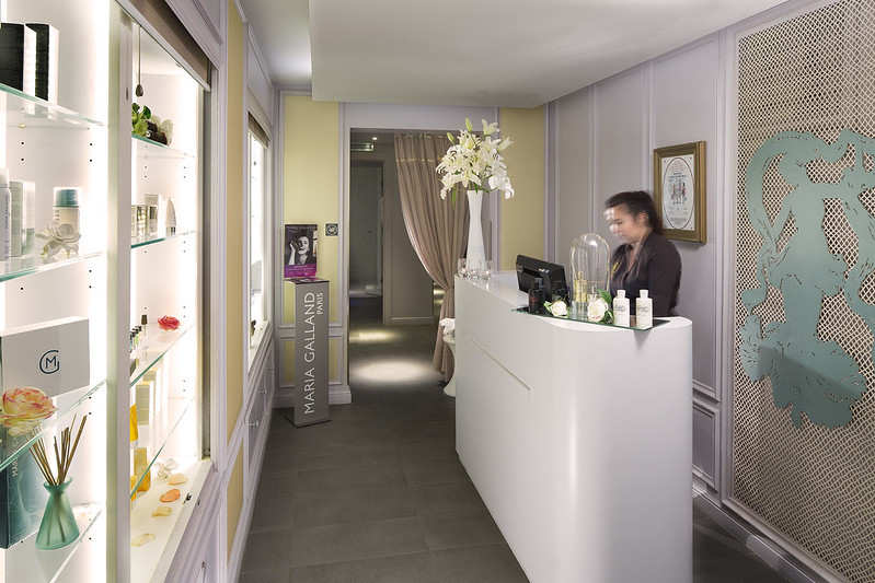 Try the new Oligomer beauty treatment at the spa of la Belle Juliette