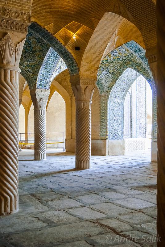 Мечеть Вакиль, Шираз