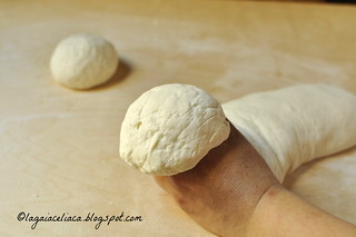 La pizza - staglio a mano | by mammadaia