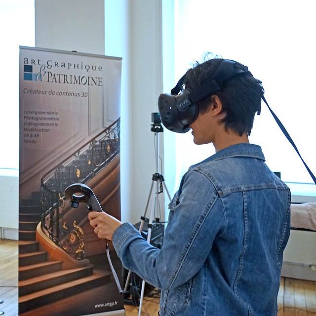 Musée virtuel (Futur en Seine 2016 Off, Paris)