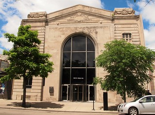 Former Wilson Avenue Theater