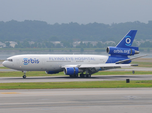 Orbis McDonnell Douglas MD-10-30F N330AU cn 46800/96 Flying Eye Hospital | by tipekusair