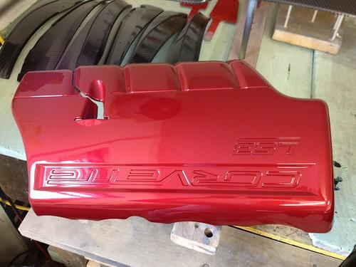 LS3 Corvette Smoothie Fuel Rail Covers | RPI Designs RPI ...