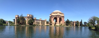 San Francisco Palace of Fine Arts | by andrew_j_w