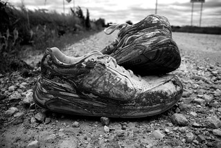 Muddy shoes | by vitahall
