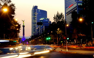 Mexico City Reforma Avenue | by Signal Group / VideoWorld
