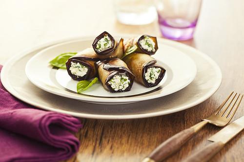 Eggplant rolls | by Maria Komar