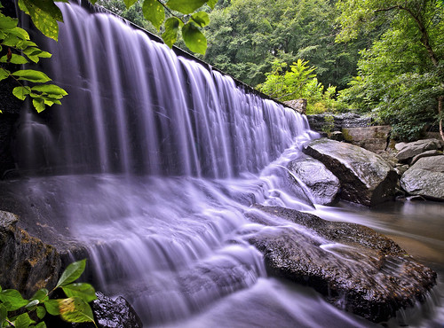 statepark nature water waterfall nikon sigma maryland gristmill topaz cs5 d5100