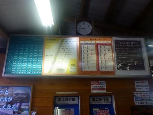 Fujikyu Otsuki Station | by Kzaral