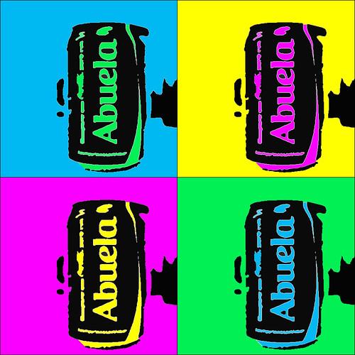 coca-colas * Pop Art