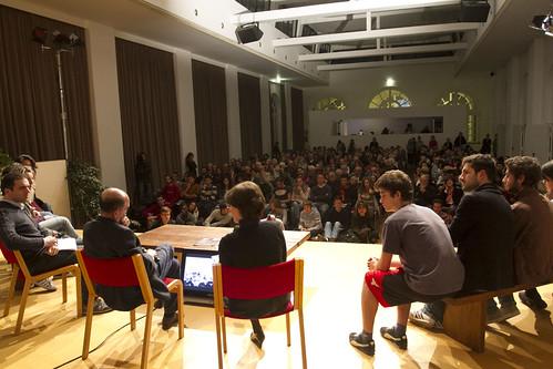 Domenico Quirico all'Università del Dialogo