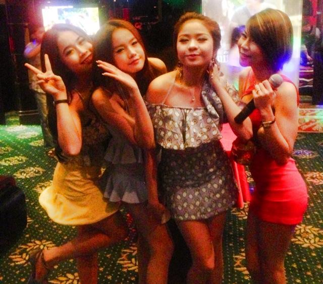 Girls phnom penh Best Places