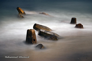 Waves | by dawey [Mohammad Alhmaid]