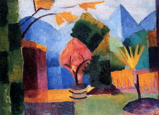 August Macke | by Christof H.