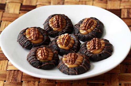 Turtle Thumbprint Cookies | Nunquam non paratus | Flickr