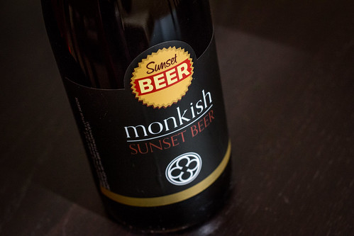Monkish Brewing Co. - Sunset Beer | by fourbrewers