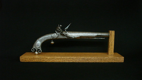 Campbell Antique Scottish Pistol