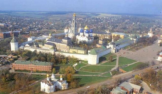 Trinity Lavra of St. Sergius in Sergiyev Posad