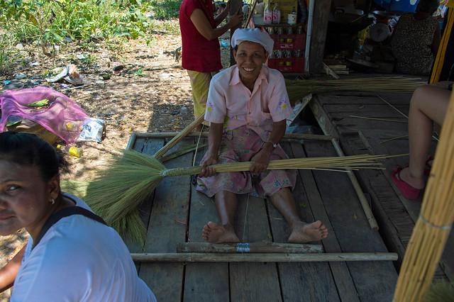 Making Brooms