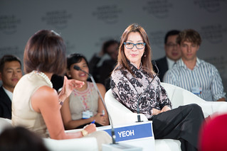 An Insight, an Idea with Michelle Yeoh | by World Economic Forum