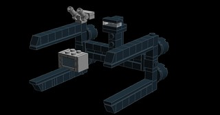Skeleton Class Carrier Mk1 | by Grass4hopper