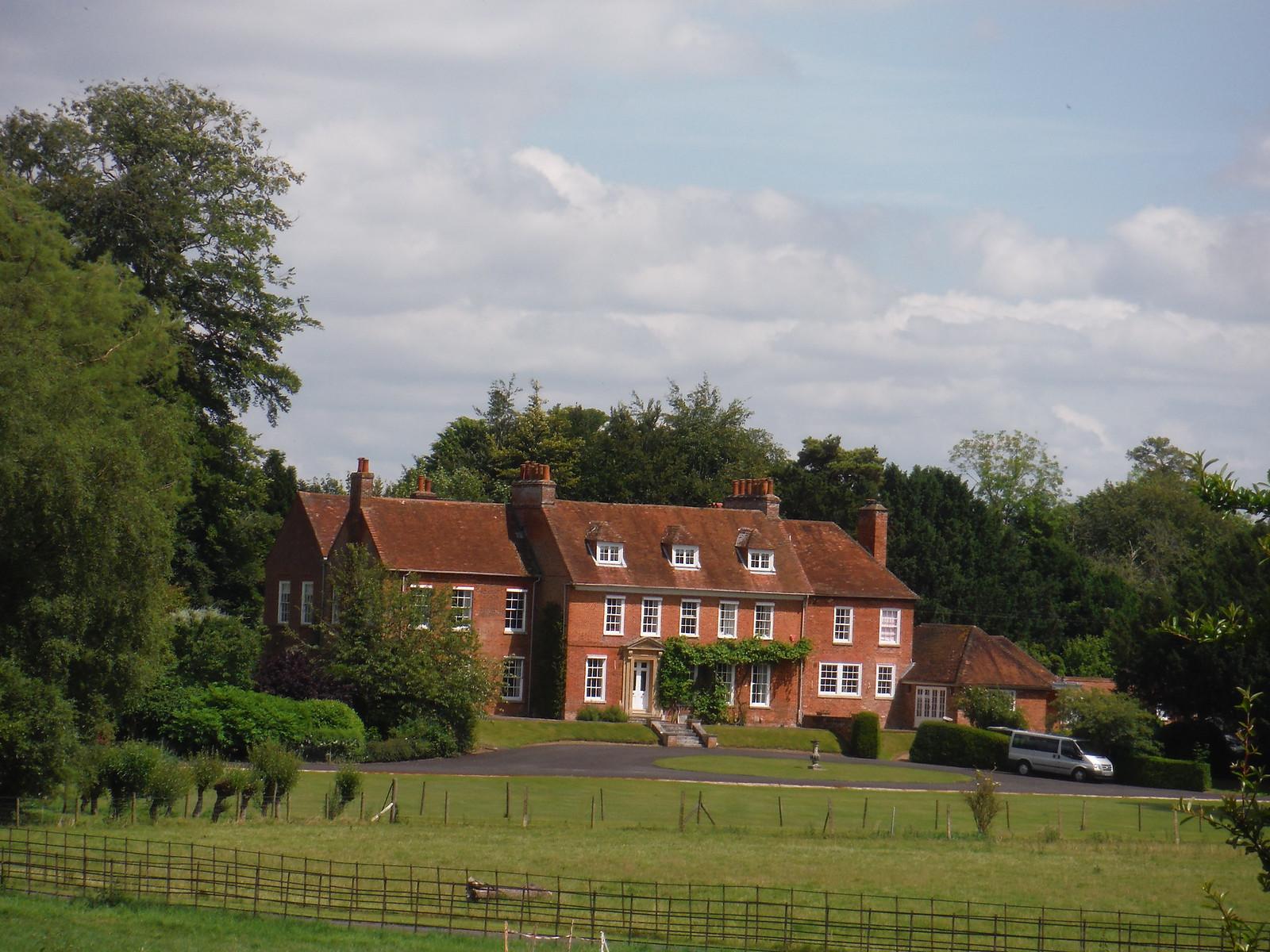 Broughton House SWC Walk 265 - Dean to Mottisfont & Dunbridge