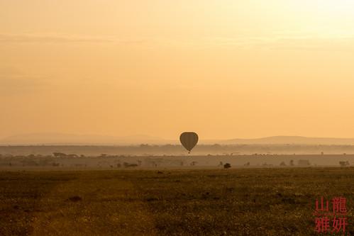 Ballooning the Serengeti | by DragonSpeed