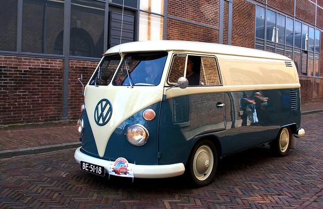 1963 Volkswagen T1 Transporter